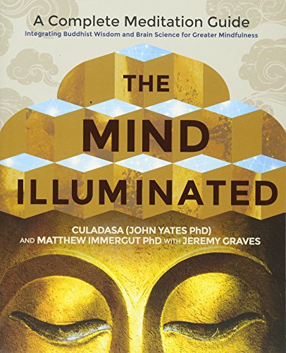 The Mind Illuminated: A Complete Meditation Guide Integrating Buddhist Wisdom and Brain Science for Greater Mindfulness (Hay Day Guide)