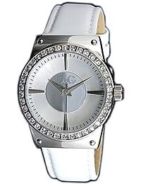 D & G reloj DW0524 blanco cuero Dolce & Gabbana Sundance