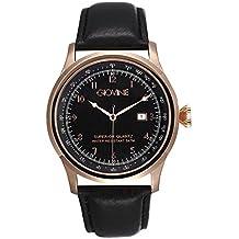Reloj cuarzo para hombre Giovine Casanova Tempo OGI004/T/L/RG/NR/NR