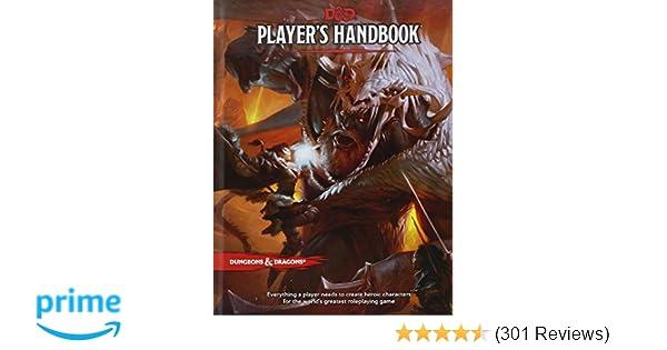 Dungeons dragons players handbook dungeons dragons core dungeons dragons players handbook dungeons dragons core rulebooks amazon 8601421717694 books fandeluxe Gallery