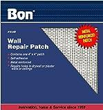 Bon 15-343 10,2x10,2°cm Selbstklebendes Wand-Patch zur Reparatur (1 Stück)