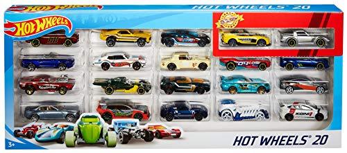 Hot Wheels H7045 - 1:64 Die-Cast...