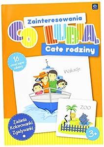 Interdruk MAB5CLR - Libro para Colorear B5 16 What Every Family Like