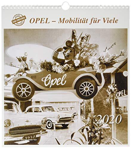 Opel Veteranen 2020: Opel - Mobilität für Viele