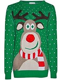 5a08f6d5a033a7 Suchergebnis auf Amazon.de für: rentier - Wolle: Bekleidung