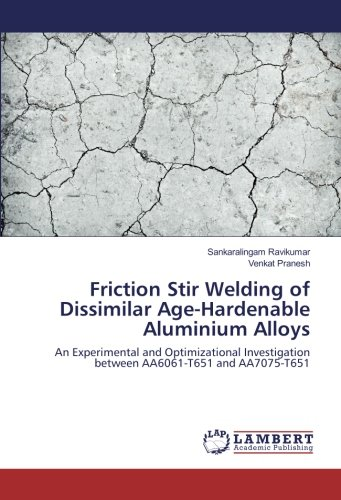 Friction Stir Welding of Dissimilar Age-Hardenable Aluminium Alloys: An Experimental and Optimizational Investigation between AA6061-T651 and AA7075-T651