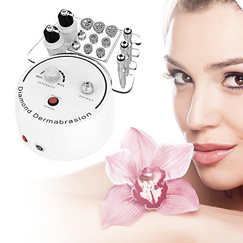 3 in 1 Diamant Microdermabrasion Dermabrasion Maschine Gesichts Schönheit Instrument für den Heimgebrauch
