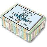 Regalo Mujer 30 años. Pack Caja metálica 18x13x6 cm, Bolsa 35x40 cm, Pulsera, libreta A-6 y boli. Ya Tienes 30 y no los apare