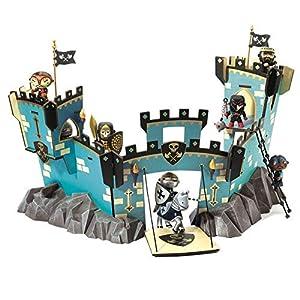Djeco  - Arty Toys Castle on ze Rock