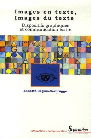 Images en texte / Images du texte par Annette Béguin-Verbrugge