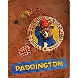 Paddington BluRay UK Limited Edition Steelbook