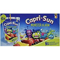 Capri-Sun Monster Alarm, 10 x 200 ml
