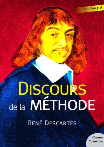 Discours de la méthode par René Descartes