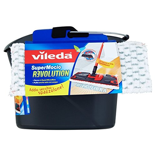Vileda Supermocio Revolution Kit Completo