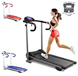 New Motorised Electric 10km Treadmill Running Machine Folds Away Folding