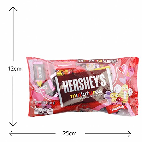 Hershey's Miniature Chocolates, 311g
