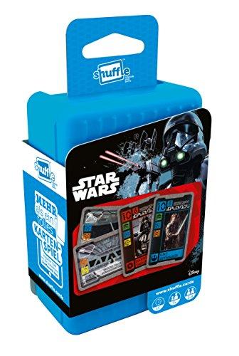 ASS Altenburger 22502831 - Shuffle - Star Wars, Kartenspiel
