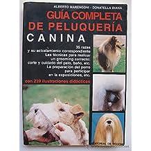 Guia completa de peluqueria canina