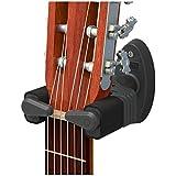 CANTUS Support Mural Pour Guitare. Cintre Avec Verrouillage Automatique Pour Guitare Acoustique Électrique Basse