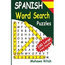 SPANISH Word Search Puzzles: Volume 1