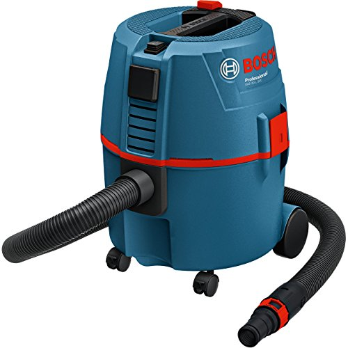 Bosch Professional GAS 20 L SFC Wet & Dry Vacuum Cleaner Blue