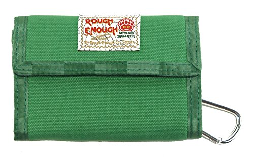 Rough Enough Lienzo Classic Casual funda tipo cartera