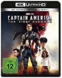Captain America - The First Avenger  (4K Ultra HD) (+ Blu-ray 2D)