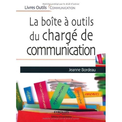 La boîte à outil du chargé de communication