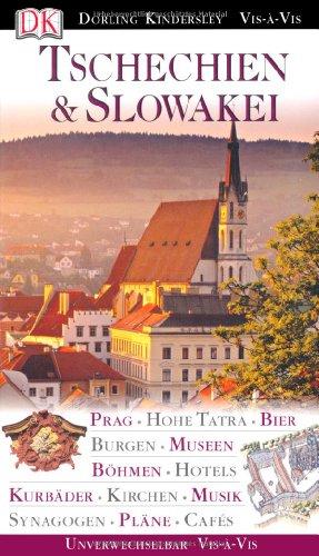 Vis a Vis Reiseführer Tschechien & Slowakei