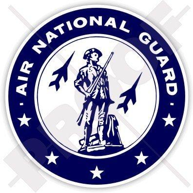 US Air Guardia Nacional USAF Emblema, insignia American 4