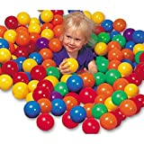 Crush Proof balls Great For Play Centers Pools Ball Pits And So Much More, The Fun Ballz Is A pack Bag Full Of Fun Comes In 6 Bright Colors Including Red, Yellow, Blue, Orange, Green, And Purple. The Balls Are Made Of A Durable, But Soft Plastic. The...