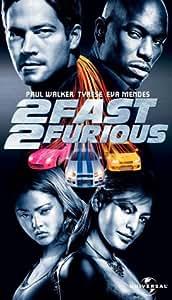2 Fast 2 Furious [VHS]