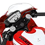 Kindermotorrad Peg Perego Ducati GP MC0020 - 6