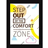 About the designstep out of the comfort zone - don't consider yourself an entrepreneur if you don't dare to step out. An interesting quote that will invite you to push yourself out of your comfort area; a saying that will act as a reminder for you to...