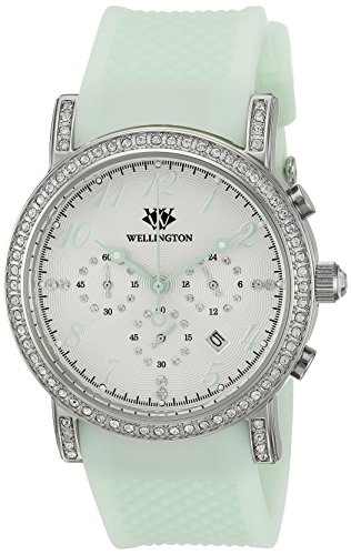 Wellington Amberley WN505-110B - Ladies Chronograph