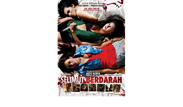 Selimut Berdarah 11x17 Inch 28 X 44 Cm Movie Poster Amazon Co Uk