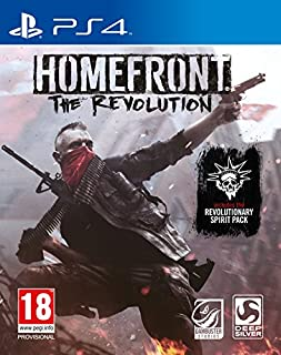 Homefront: The Revolution Day One Edition (PS4) (B00KPSIFHC)   Amazon price tracker / tracking, Amazon price history charts, Amazon price watches, Amazon price drop alerts
