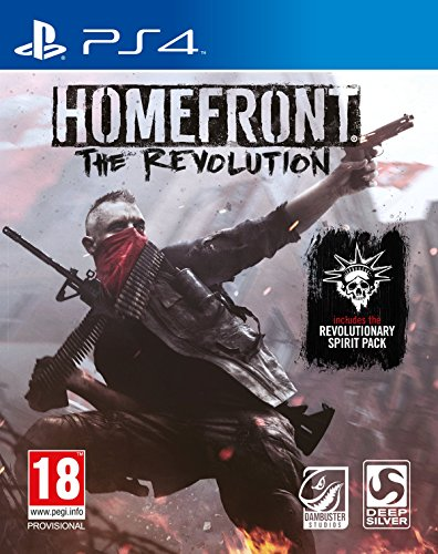 Deep Silver Homefront: The Revolution, PS4 - Juego (PS4)