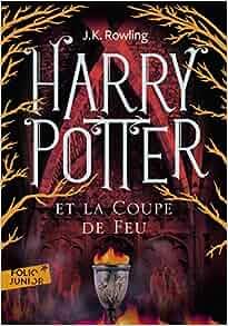 Harry potter iv harry potter et la coupe de - Harry potter et la coupe de feu livre en ligne ...