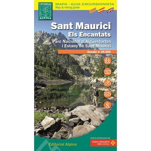 SANT MAURICI (Editorial Alpina Alpina)