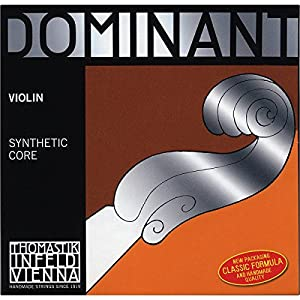 Dominant Strings 135 3/4 Violin Set