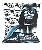 STARWAR Fleecedecke – Kuscheldecke Fleece Kinder – 140 x 100 cm – Sublimation doppelseitig – 170 g/m2 – Starwars – Disney – Star Wars – Darth Vader