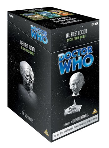 Doctor Who - the First Doctor Box Set [VHS]