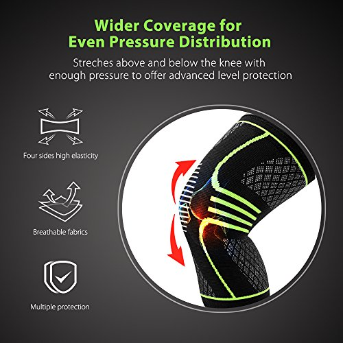 Knee-Support-MAOZUA-Compression-Knee-Sleeve-Sports-Injury-Prevention-for-Crossfit-Running-Walking-Joint-Pain-Relief-Help-with-Meniscus-Tear-ACL-MCL-Recovery-and-Arthritis-Knee-Brace-1-PieceLarge
