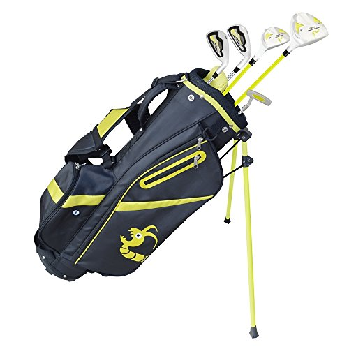 Woodworm Zoom Junior Golf Clubs and Bag Package Right Hand Sets Ages 9-11