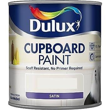 Dulux Retail Cupboard Paint NATURAL HESSIAN 600ml Amazon
