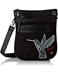 SAC BANDOLERA BLACK BIRD