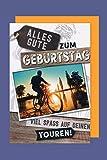 AvanCarte GmbH Abenteuer Geburtstag Karte Grußkarte Fahrrad Urlaub 16x11cm