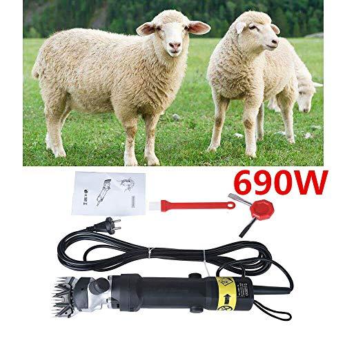 Vinteky 690W Cheveux de tondeuse à moutons/ Tondeuse électrique...
