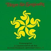 Tänze für Senioren: Fidula-CD mit 17 Tänzen